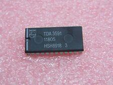 ci TDA 3591 ~ ic TDA3591 (=TDA 3590) ~ DIP24 ~ CTV,SECAM/PAL Transcoder (PLA038)