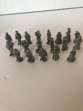 Lot 19 Liberty Falls The Americana Collection Pewter Figures Accessories