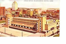 Montreal, Quebec  Canadian National Railways Station 1930s