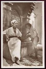 cpa. Maghreb . Scènes et types . Jeune femmes à la fontaine