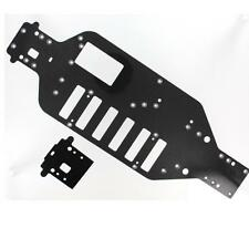 Redcat Racing Carbon Fiber Main Chassis Redcat Exceed HSP Part 107001