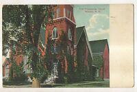 First Presbyterian Church WAVERLY NY Vintage 1907 New York Postcard