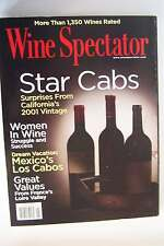 Wine Spectator Magazine November 15 2004 Back Issue