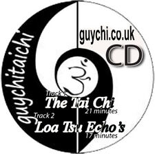 The Tai Chi & Echo's Tao Te Ching CD produced by guychi