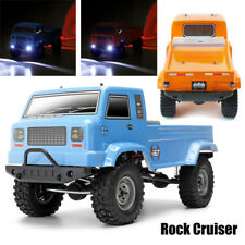 RGT 1/10 Electric RC Monster Truck 4wd Off Road Racing Rock Crawler Cruiser RC-4