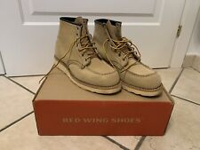 Stivaletti scamosciati Red Wing Shoes - Beige - Nr 40