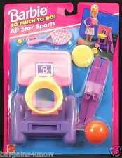 Barbie So Much To Do All Star Sports NRFP
