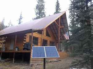 """Universal solar panel pole mount kit for panel up to 48"""" wide or two 24"""" wide"""