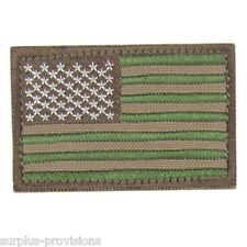 "Condor American Flag Patch 2"" x 3""inch Multicam - Hook & Loop Backing"