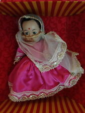 Nancy Anne Muffie C 1950-60 MIB India Doll Boxed in Original Condition
