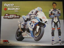 Tyco Security Products Suzuki TAS Racing BSB 2013 #2 Josh Brookes (AUS)