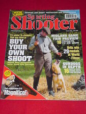 SPORTING SHOOTER - ZOLL COMPETITION O-U - Oct 2005 # 24