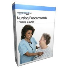Nursing Fundamentals Nurse Medical Training Book Course