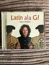 Gilbert O'Sullivan - Latin ala G!  CD