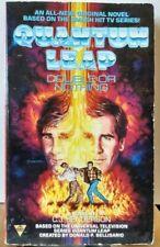 """Quantum Leap - Double Or Nothing"" C. J. Henderson 1995 Paperback Novel"