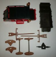 Playmobil Parts + Pieces Lot - Stagecoach Wagon Parts Colorado St. Louis Company
