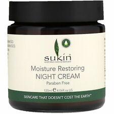 Moisture Restoring Night Cream, 4.06 fl oz (120 ml)