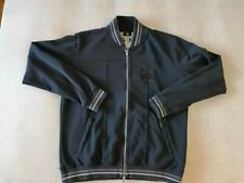 Bogner Strickjacke gr. 56/XXL Marineblau 100% Polyester TOP!!