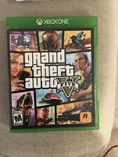 Grand Theft Auto V (Xbox One, 2014)