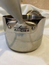 Vintage ALL-CLAD 2 Quart Sauce Pan Pot With Lid