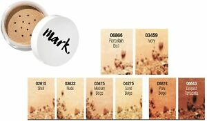 BRAND NEW IN BOX AVON MARK MINERAL POWDER FOUNDATIONS..*CHOOSE YOUR SHADE*