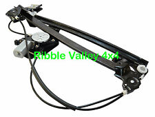 LAND ROVER FREELANDER FRONT LH N/S PASSENGER WINDOW REGULATOR & MOTOR LR006372
