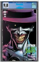 Batman Three Jokers #3 Cover C CGC 9.8 Preorder FREE SHIPPING! HARDCOVER OFFER!