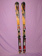 Nordica Hot Rod NITROUS skis 170cm with Nordica N0311 adjustable ski bindings ~~