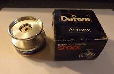 VINTAGE New Old Stock Daiwa Silver series A-130X FISHING REEL Spool NIB NOS