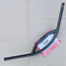breit bequemer Zoom City Beach Cruiser Fahrrad Lenker 25,4 mm schwarz Handlebar Stahl