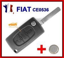 Shell Key Rks Remote Fiat Doblo Scudo Ducato Fiorino Button Trunk CE0536