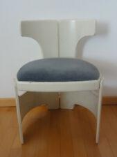 sedia design poltroncina deco modernariato futurismo