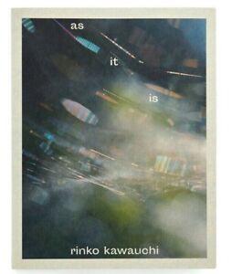 As it is Rinko Kawauchi ( Une grande artiste japonaise photographie sa fille )