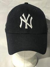 New York Yankees 59 50 NEW ERA Hat Cap MLB HOOK LOOP BLUE c328b1852b4c