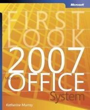 First Look 2007 Microsoft  Office System-ExLibrary