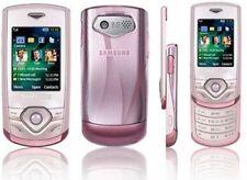 PINK telefono cellulare Samsung S3550-Sbloccato, in scatola con accessori e garanzia