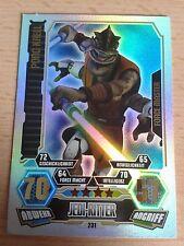 Force Attax Star Wars Serie 3 Force Meister Nr.231 Pong Krell Sammelkarte