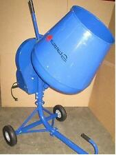 130LT Portable Concrete Cement Mixer Electric 550W PART NO = CM130W