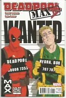 Deadpool Max 2 #1 : Marvel Comics : December 2011