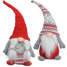 Weihnachtswichtel 1 Stk. Frau ODER Mann Wichtel Textil & Strick 15x10x38 cm