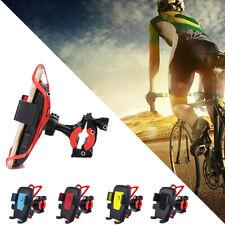360° Motorcycle Bracket Bike Bicycle Handlebar Mount Holder For Cell iPhone GPS