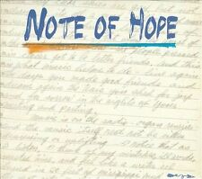 Note of Hope by Various Artists CD Celebration of Woodie Guthrie 429 Records NEW