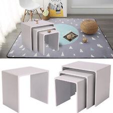 Mesas sin marca color principal blanco para el hogar