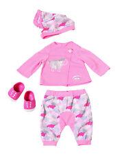 Zapf Creation Baby Annabell Deluxe Set Schäfchenwolke 700402 Spielzeug #brandto
