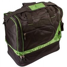 Sports Gym Bag Shoe Compartment 2020 Black Green Medium