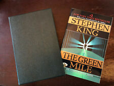 The Green Mile Stephen King Plume Sc Boxed Set 1997 1st Edition