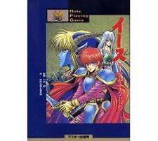 Ys - Table Talk RPG (login Books) game book / RPG