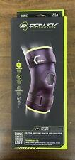 NEW DonJoy Performance Bionic Comfort Hinged Knee Brace L / XL  Free Shipping