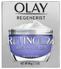 Olay Regenerist Retinol 24 & Vitamin B Night Moisturizer Fragrance Free 1.7 oz