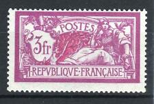 "FRANCE STAMP TIMBRE N° 240 "" MERSON 3F LILAS ET CARMIN "" NEUF xx TTB  P709"